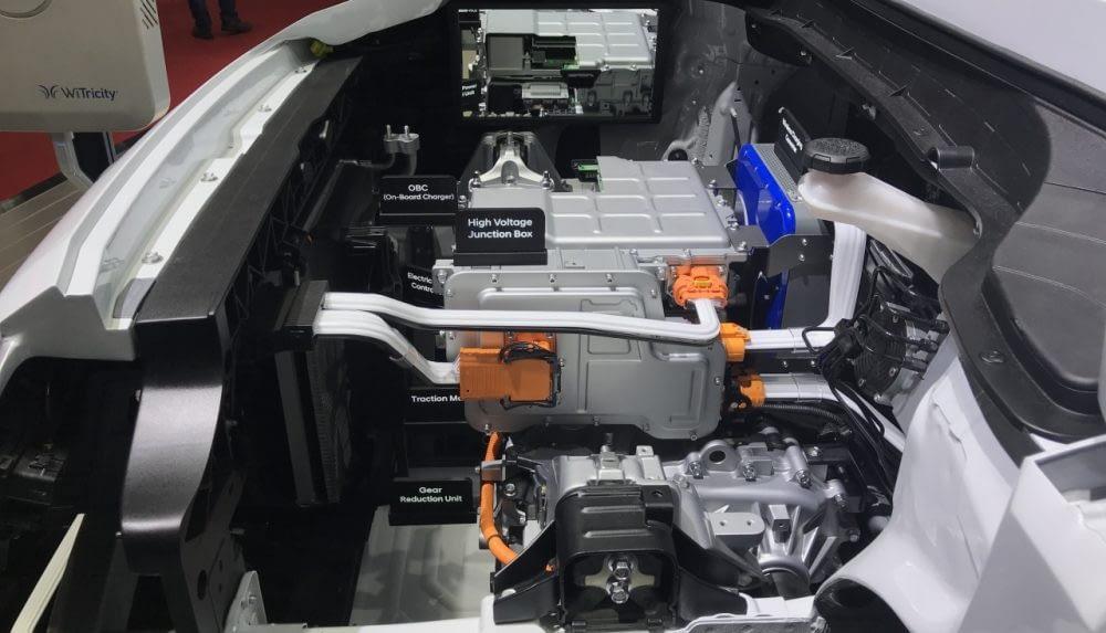 Hyundai Kona Power Unit