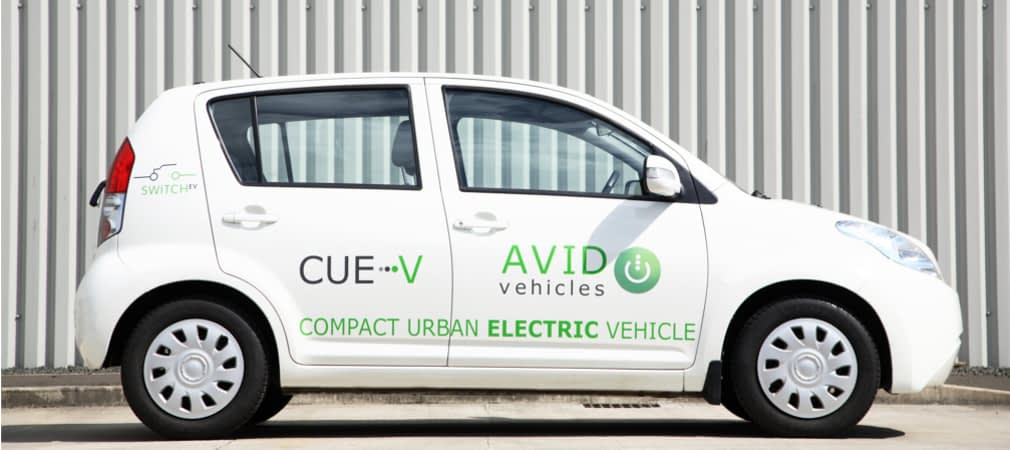 AVID's electric vehicle
