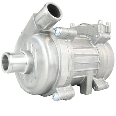 eCP80 sealless electric water pump 24V version side view