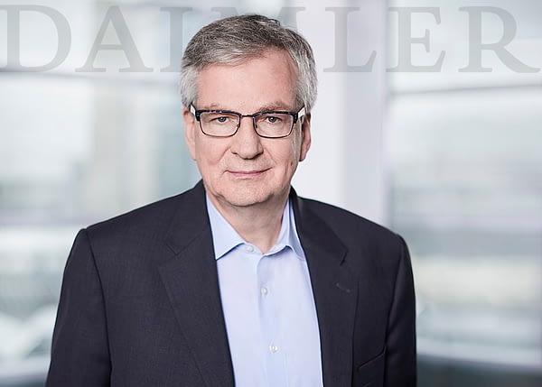 Martin Daum of Daimler