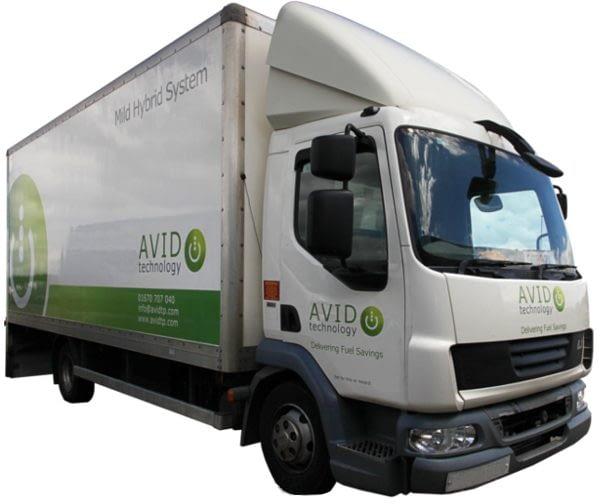 48v Mild Hybrid Truck