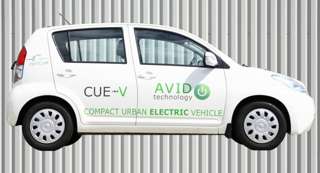 AVID Technology Electric and hybrid vehicle
